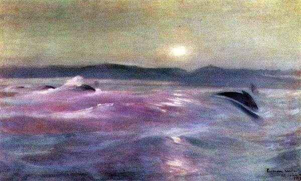 北極海 ムルマンスク   コンスタンティンコロビン