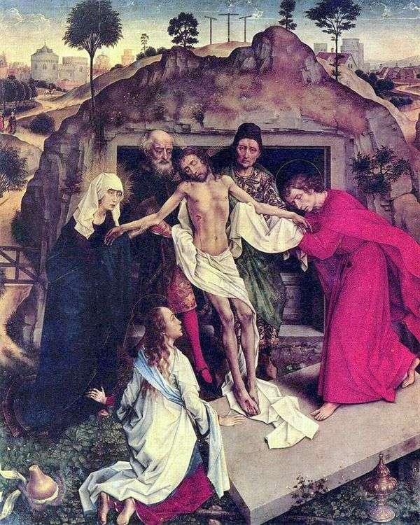 トゥームストーン   Rogier van der Weyden