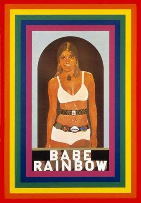 Bebe Rainbow   ピーターブレイク