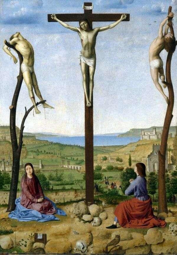 はりつけ   Antonello da Messina