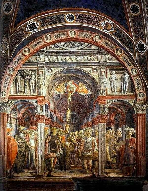 聖ソロレのビジョン   ヴェッキエッタ(Lorenzo di Pietro)