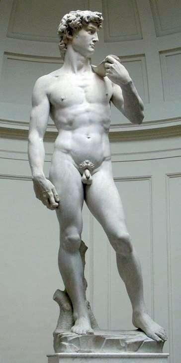 David   Michelangelo Buonarroti