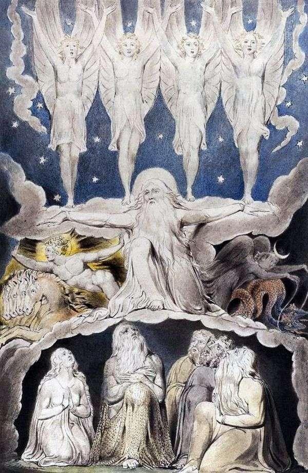 星が歌ったとき   William Blake