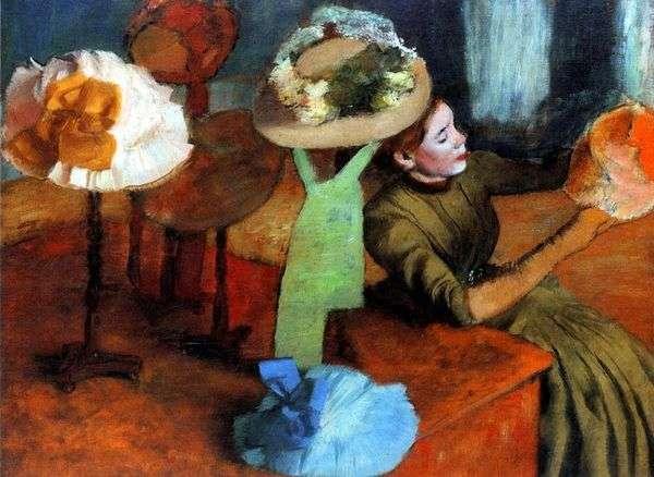 レディースショップ   Edgar Degas