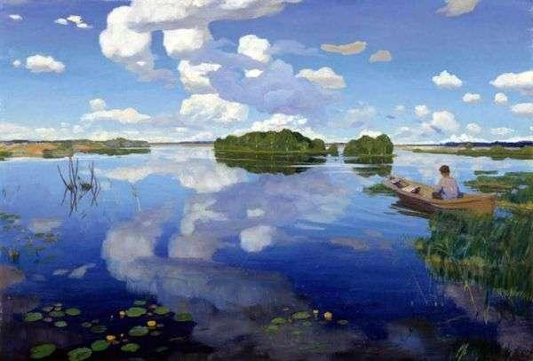 湖   グレゴリーボブロフスキー