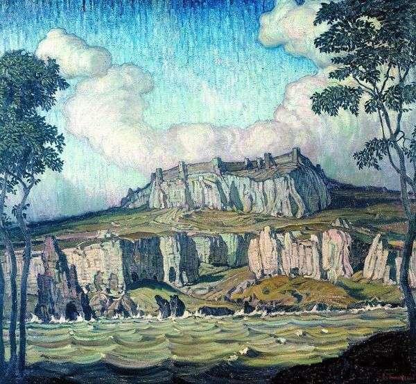 海岸   コンスタンティン・ボガエフスキー