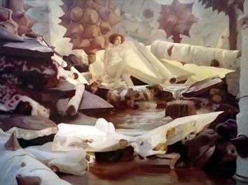 妖精の森で   Will Cotton