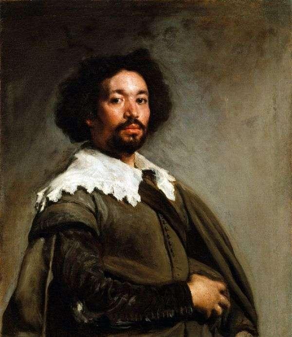 Juan de Pareja   ディエゴベラスケスの肖像