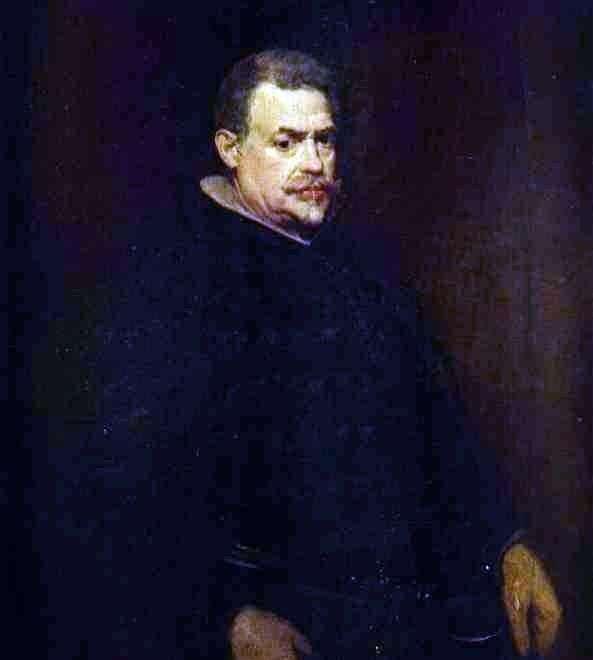 Juan Mateos   Diego Velasquezの肖像