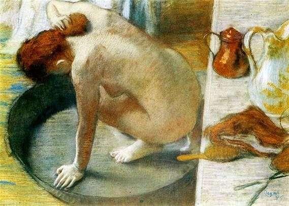 Taz Bath   Edgar Degas