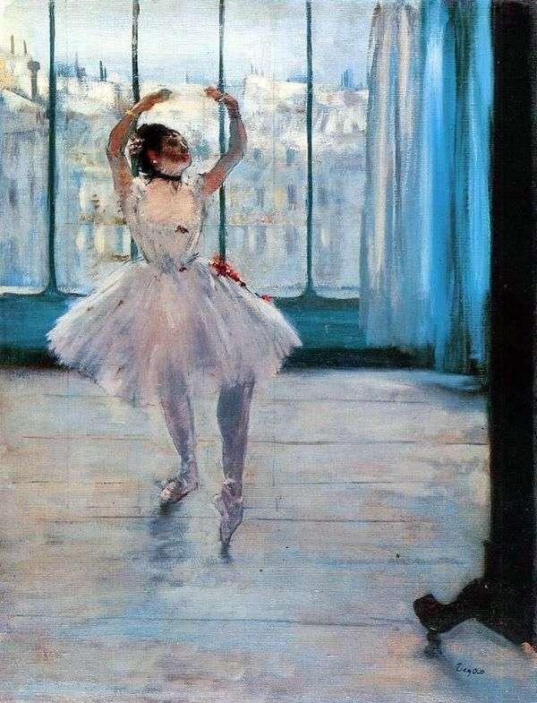 写真家のダンサー   Edgar Degas