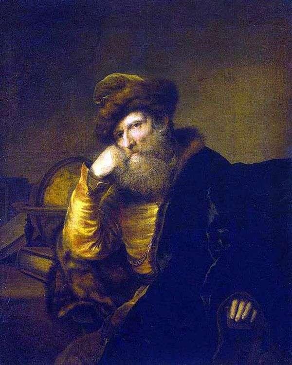 科学者の肖像   フェルディナンド・ボル