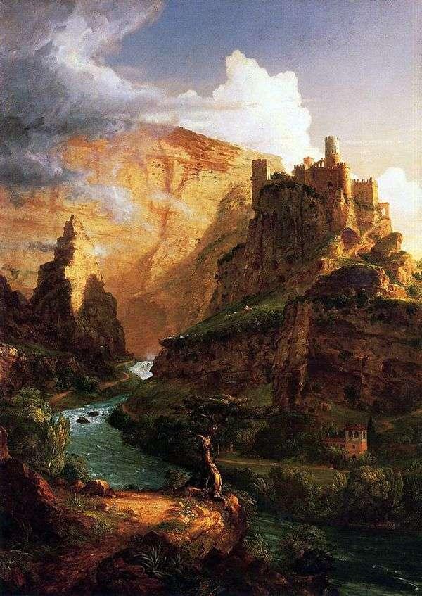 山の上の城   トーマスコール
