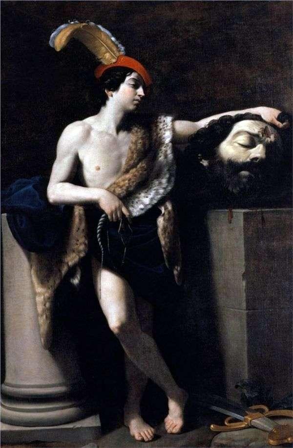 ゴリアテの頭を持つダビデ   グイドレニ