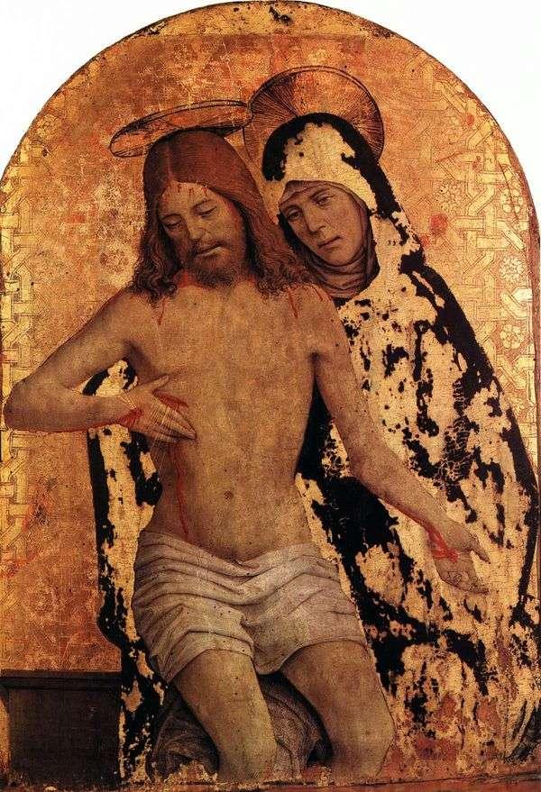 キリストのからだを持つメアリー   Jan Spantsotti