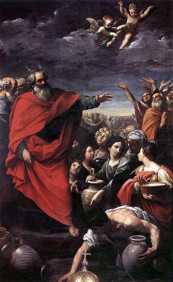モーセとマナコレクション   グイドレニ
