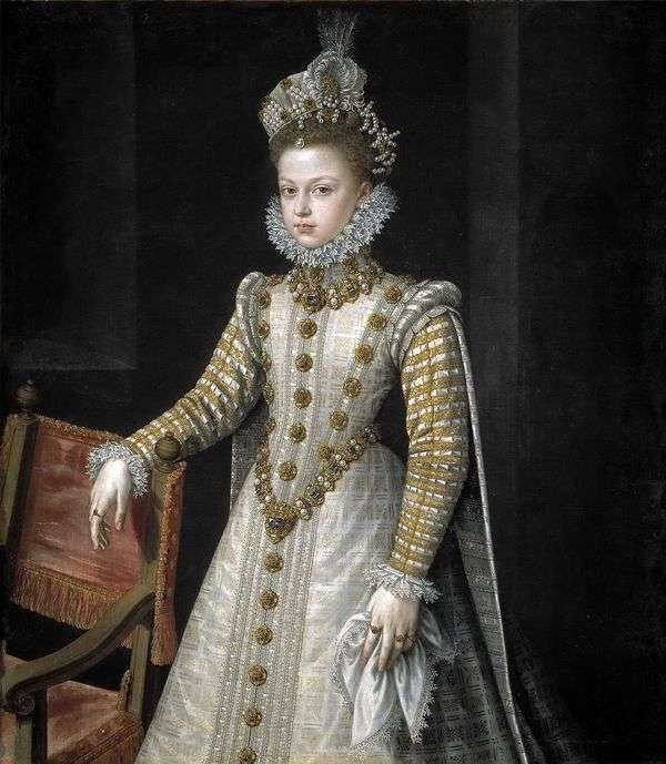 Infanta Isabel Kiafa Eugenio   アロンソサンチェスコエーリョ