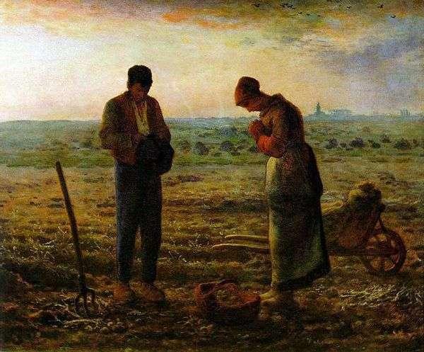 Angelyus(Evening Prayer)   ジャン=フランソワミレー