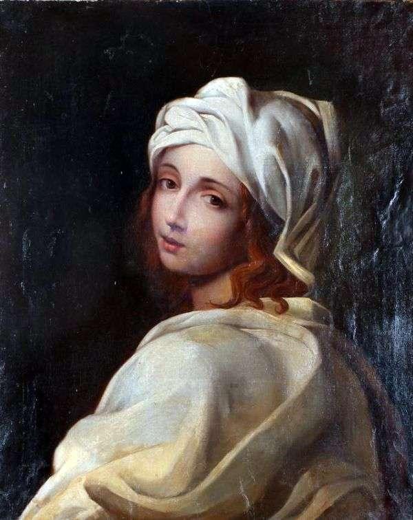 Beatrice Chenchi   Guido Reniの肖像画