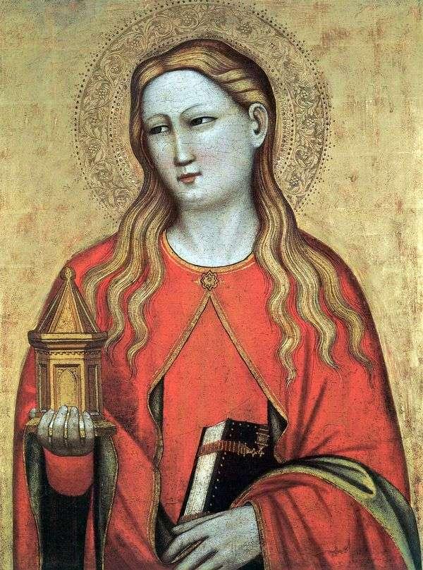 St. Mary Magdalene   Antonio Veneziano