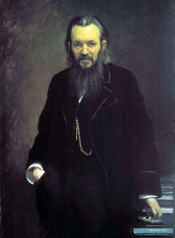 A. S. Suvorin   Ivan Kramskoyの肖像