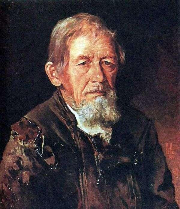 壮大な物語の物語   Ivan Kramskoy