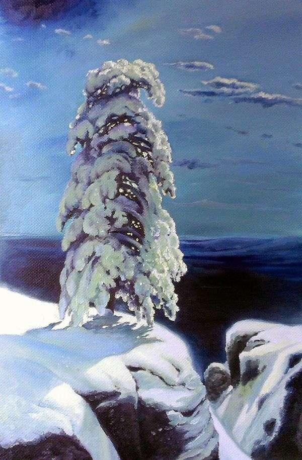 北部では、野生の...   Ivan Shishkin