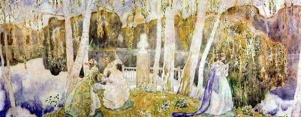 春の物語   ビクターボリソフ   ムサトフ