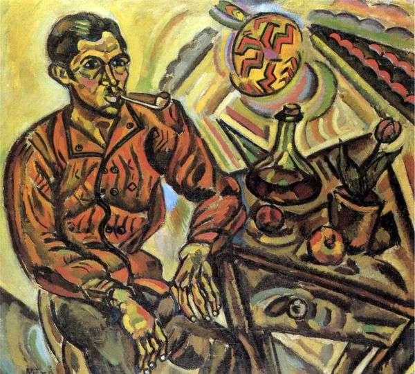 Nubiola   Juan Miroの肖像
