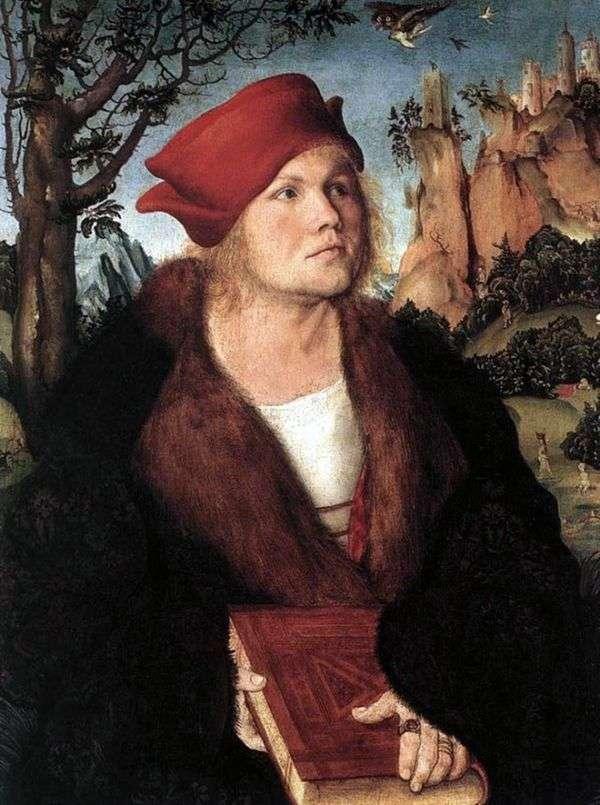 Dr. Johann Kuspinian   ルーカス・クラナック