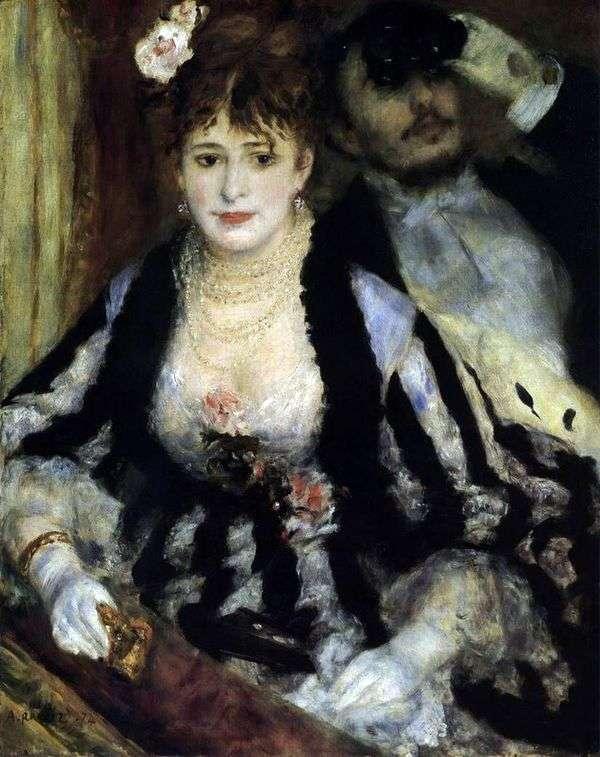 ロッジ   Pierre Auguste Renoir