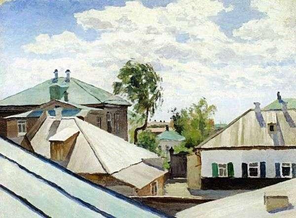 屋根   ビクターElpidiforovich Borisov Musatov