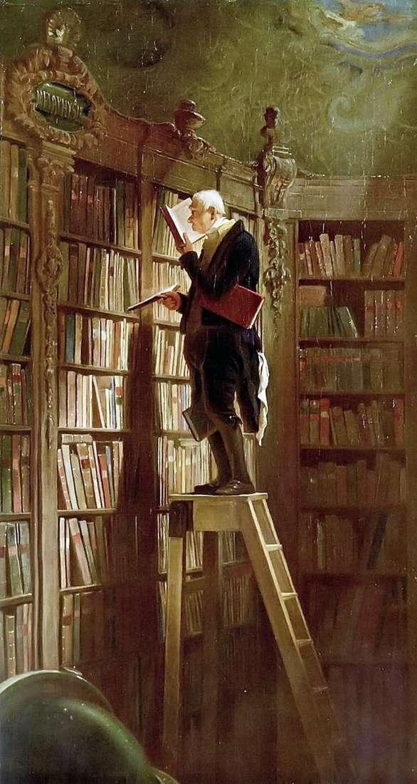 Bookworm   Karl Shpitsveg