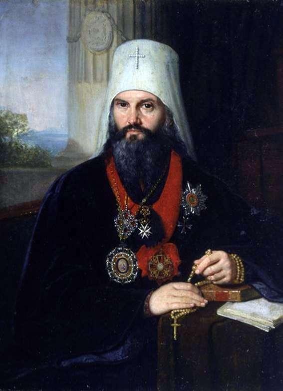 ミハイルDesnitsky   ウラジミールBorovikovskyの肖像