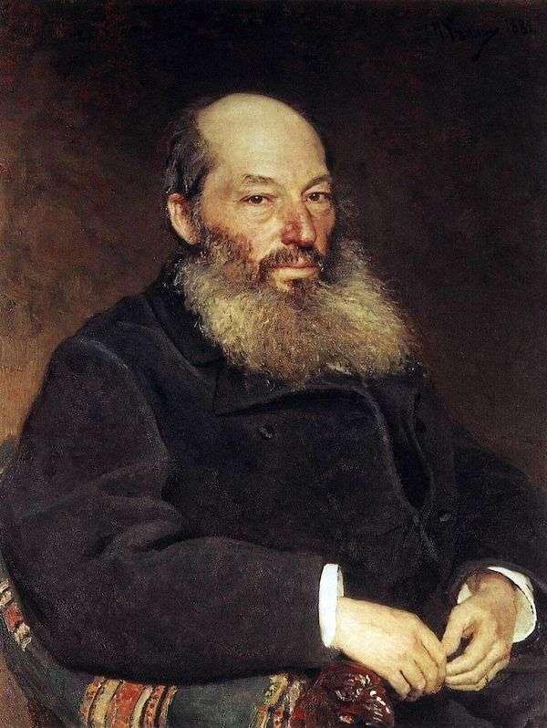 Athanasius Fet   イリヤ・レーピン