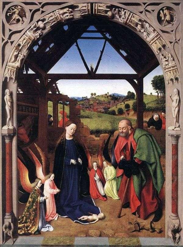 クリスマス   Petrus Christus