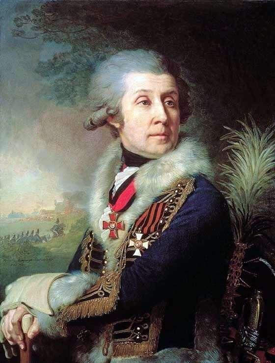 F. A. Borovsky   ウラジミールBorovikovskyの肖像