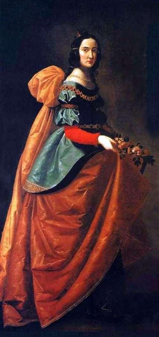 ハンガリーのセントエリザベス   フランシスコデズルバラン