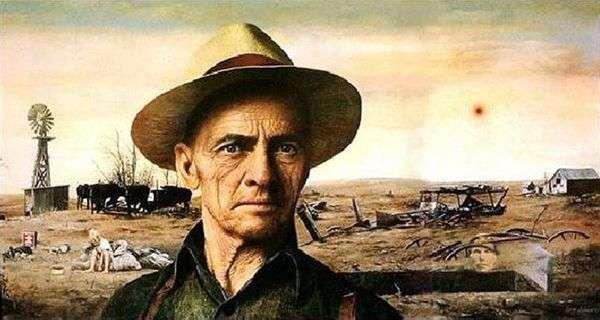農家   ガイ・ジョンソン