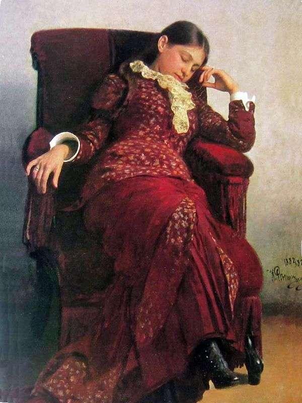 休憩   Ilya Repin