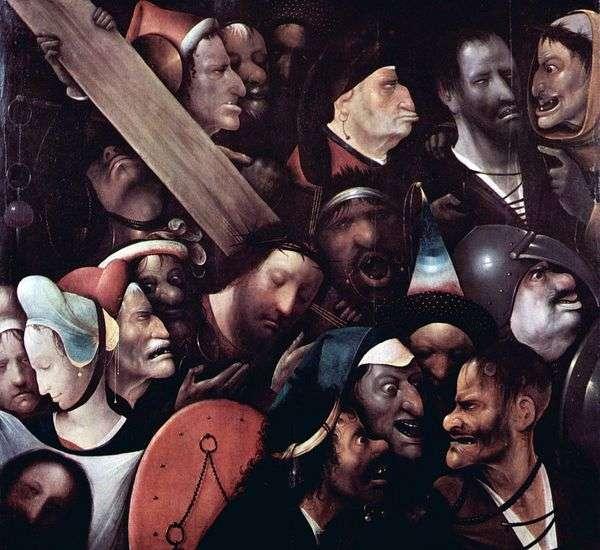 十字架を担う   ヒエロニムス・ボッシュ