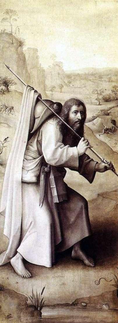 St. Jacob the Elder   ヒエロニムスボッシュ