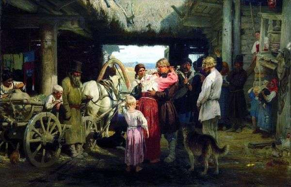 フェアウェルリクルート   Ilya Repin