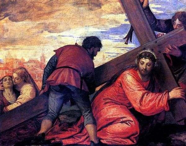 十字架を担う   パオロ・ヴェロネーゼ