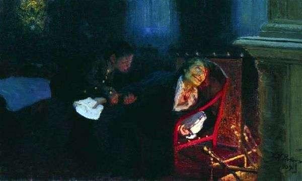 Gogol   Ilya Repinの自己犠牲化
