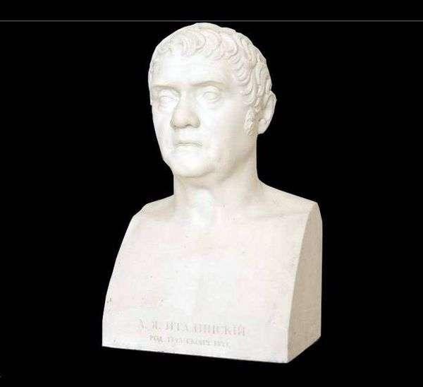 バストA. Ya。Italinsky   Sigismund Talberg