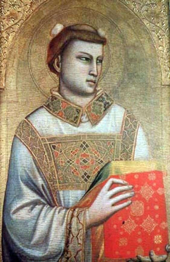 St. Stephen   Giottoの写真