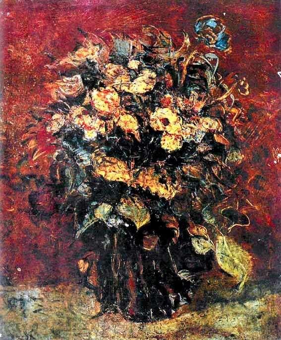 庭の花   ウラジミールタットリン