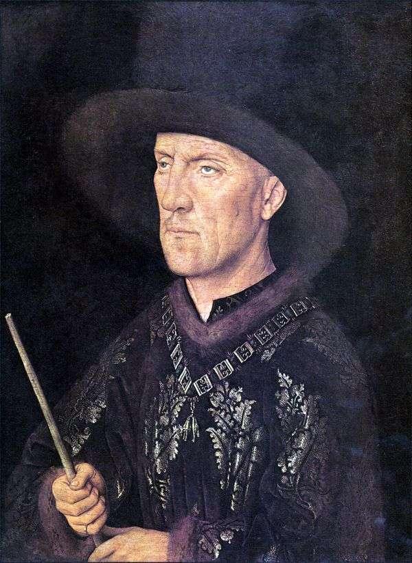 Baudouin de Lanoy   Jan van Eyckの肖像