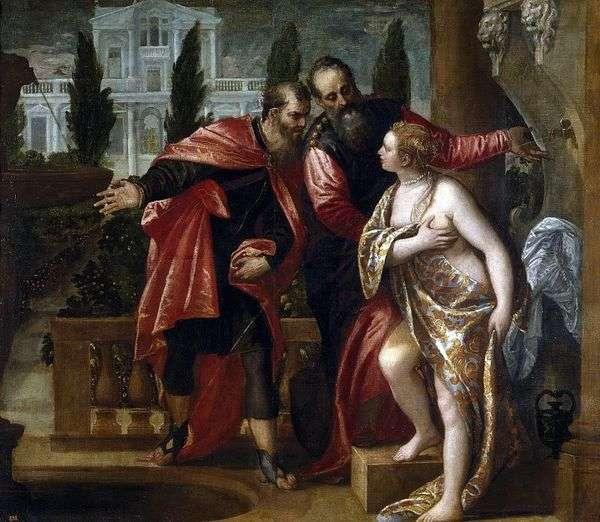 スザンナと長老   パオロ・ヴェロネーゼ